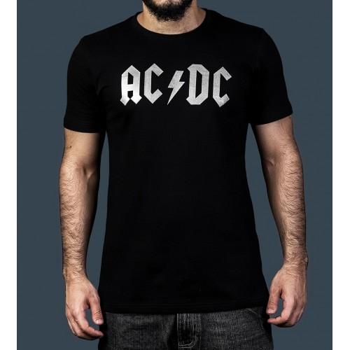 AC DC Black