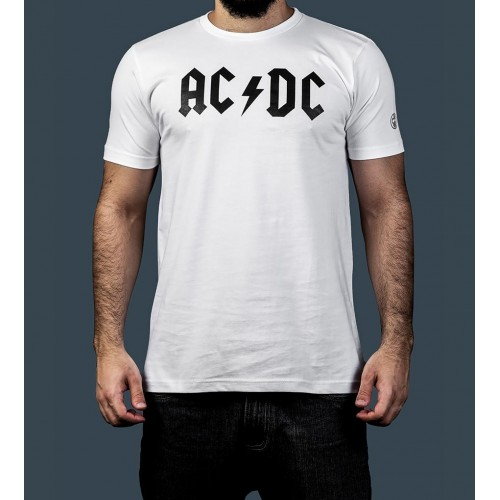 AC DC White