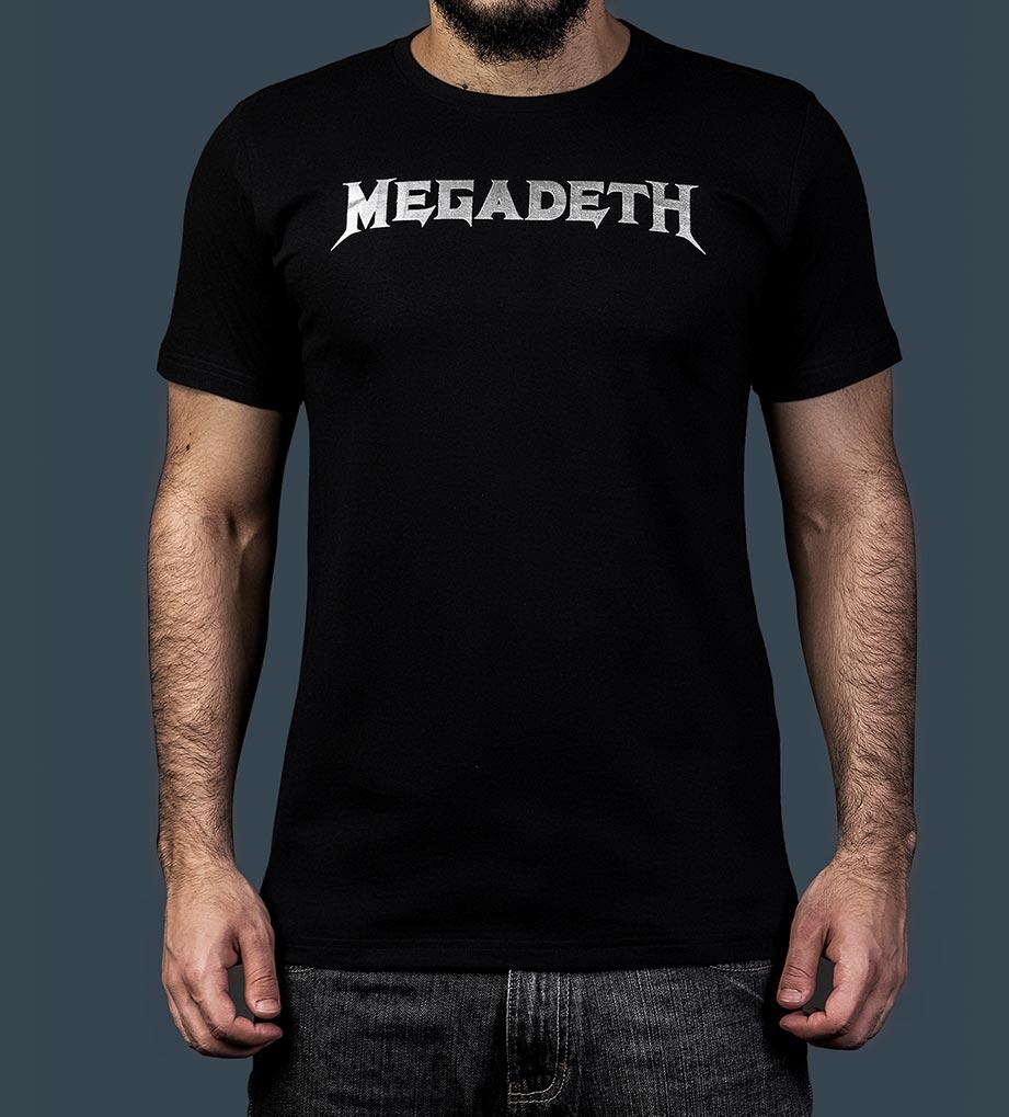 Megadeth Black