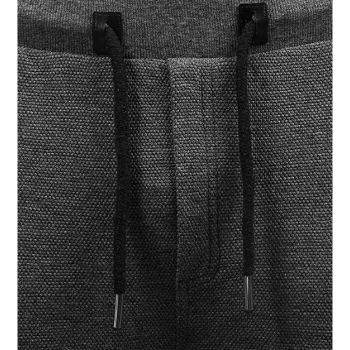 WickedKnot Cotton Sweat Pants - Charcoal