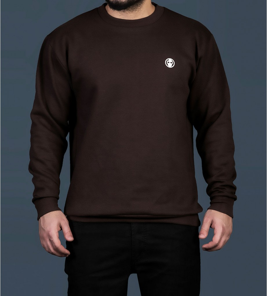 Umber Basic Sweater