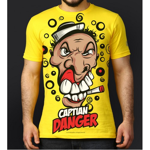 Captain Danger - Yellow