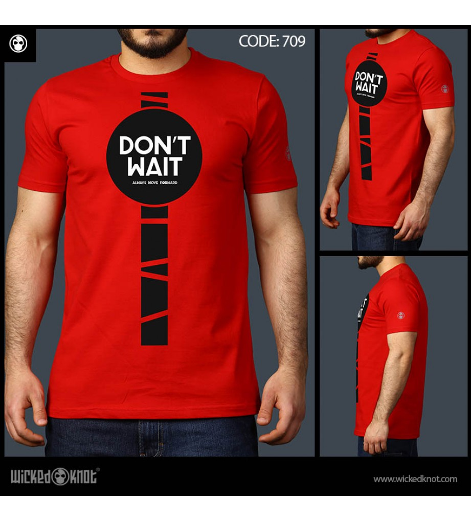 Dont Wait Red
