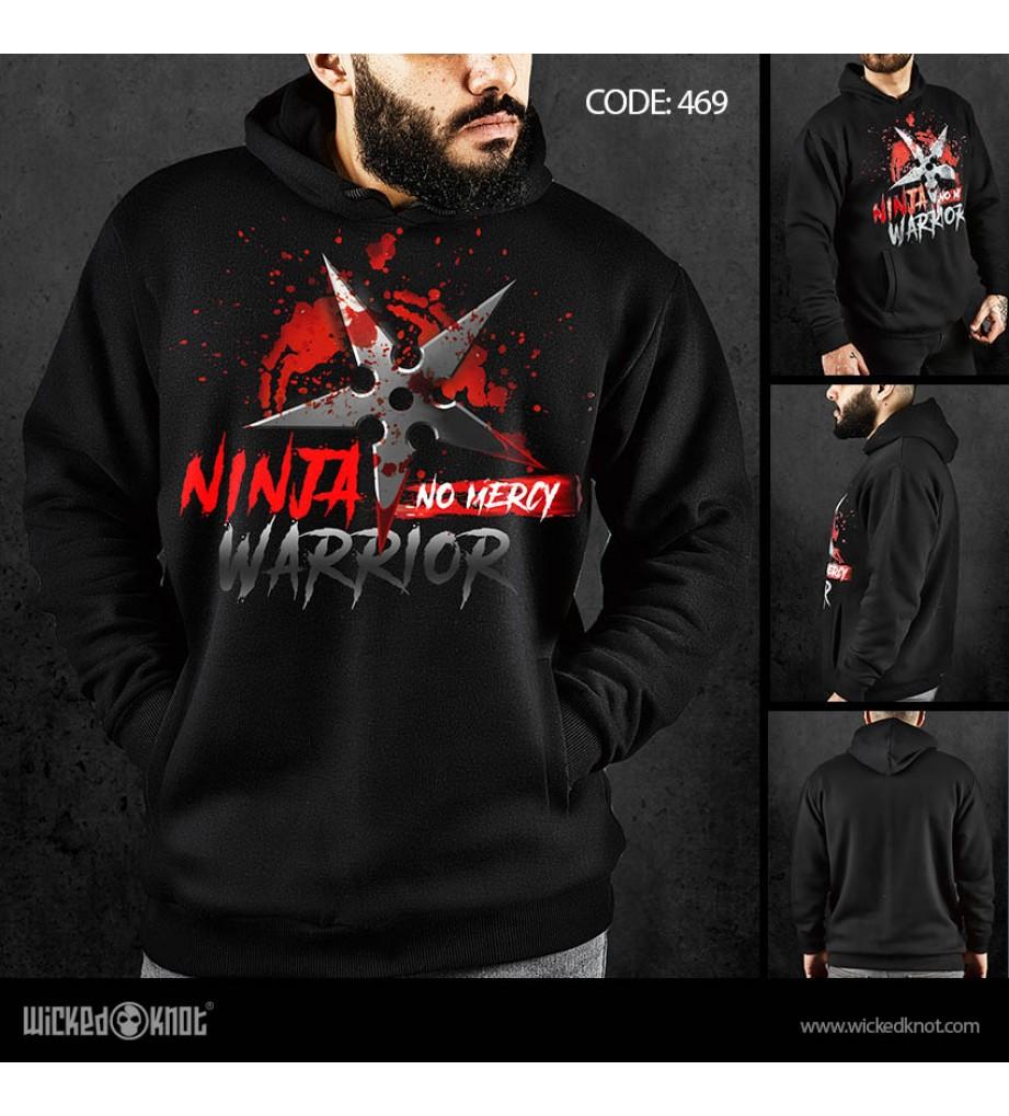 Ninja Warrior Hoodie