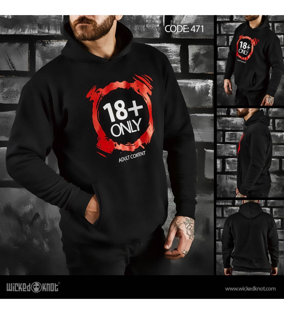 18+ Only Hoodie