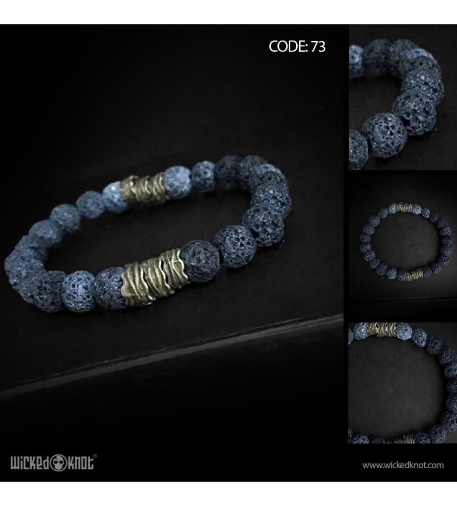 Washed Blue - Bracelet