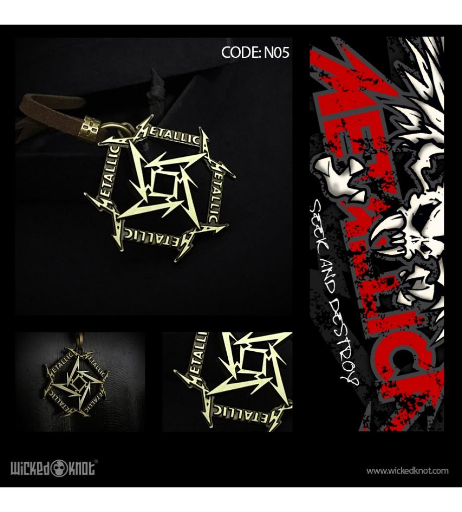 Metallica Necklace