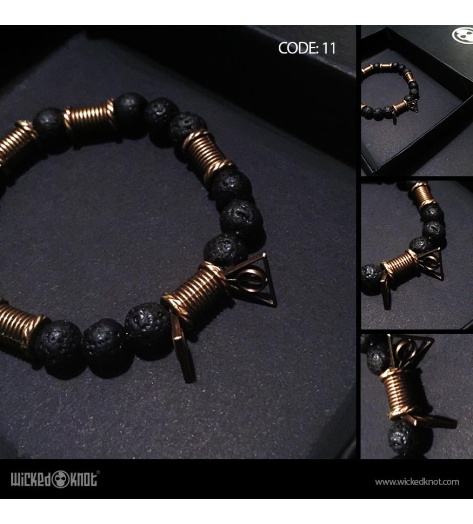 Vintage Brass- Bracelet