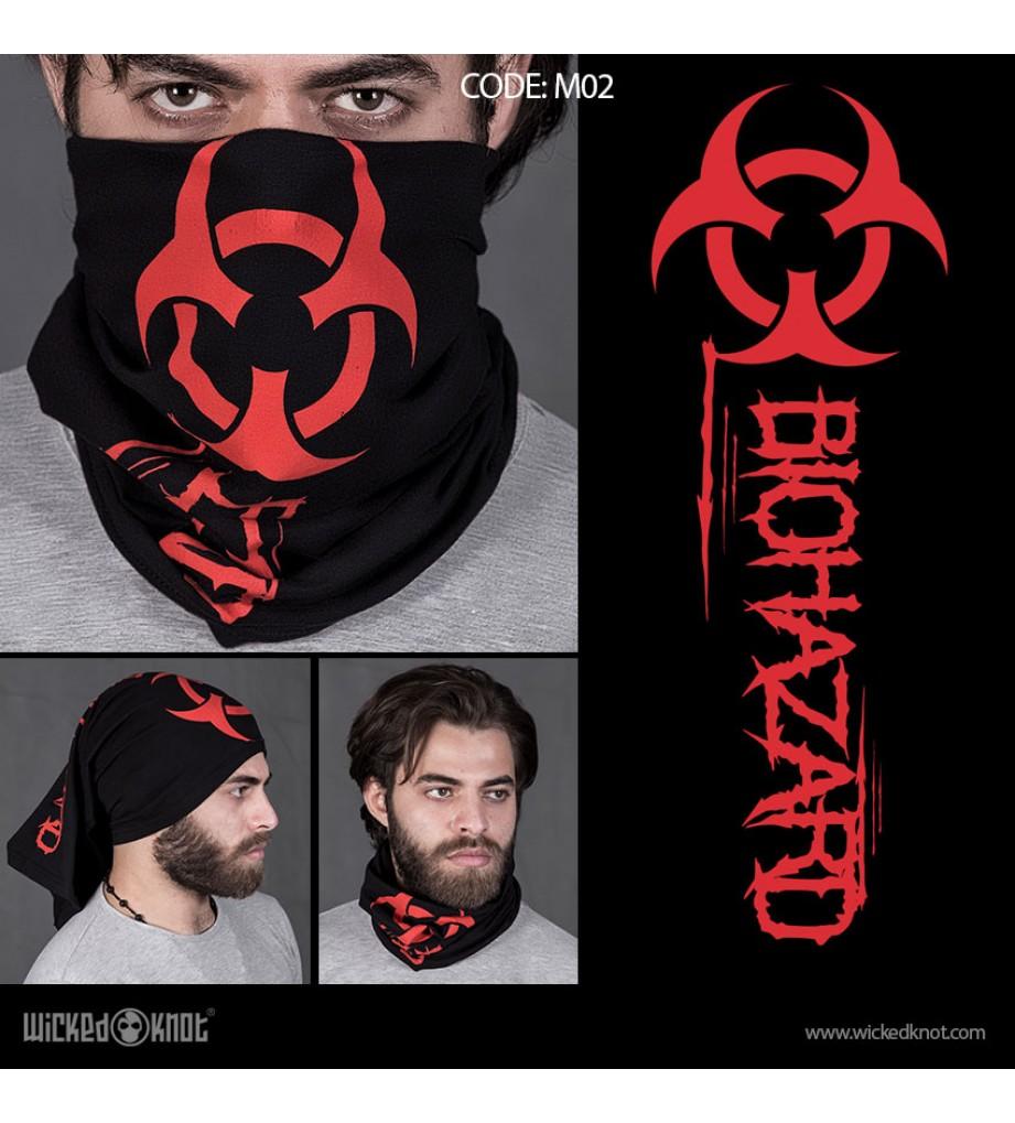 Bio Hazard- Face Mask