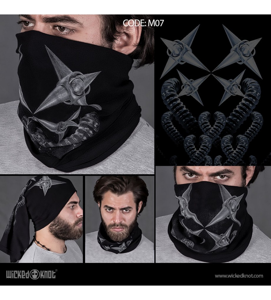Industrial Punk - Face Mask