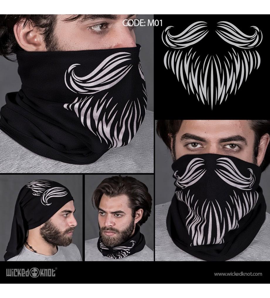 Bearded - Face Mask