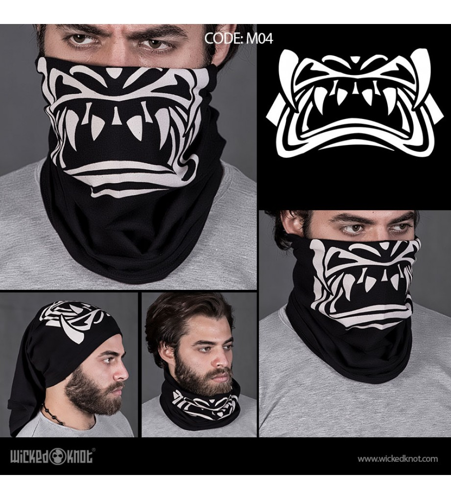 Chimonster - Face Mask