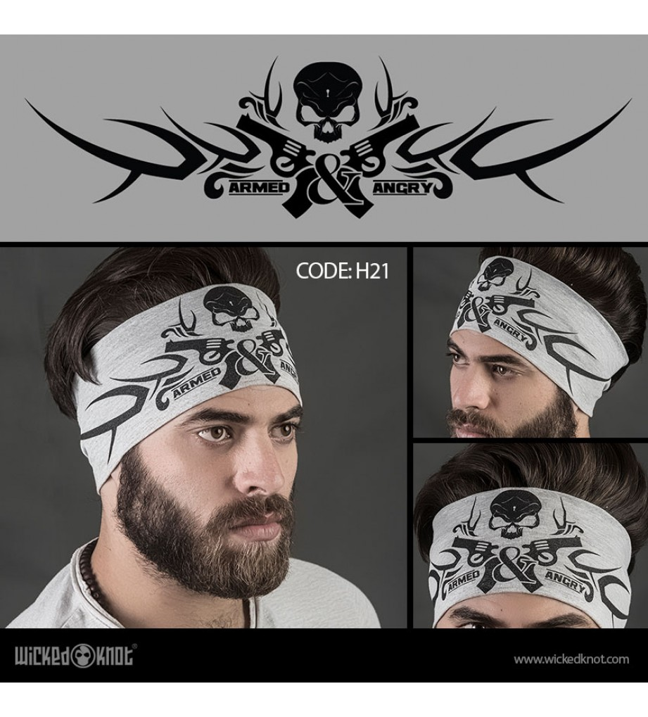 Armed Head Band