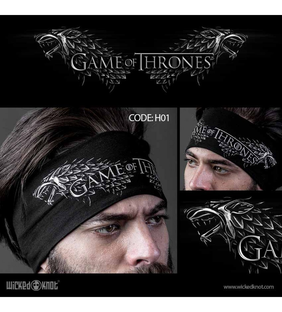 The Game of Thrones Head Band