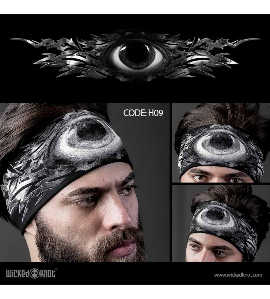 Third Eye Head Band