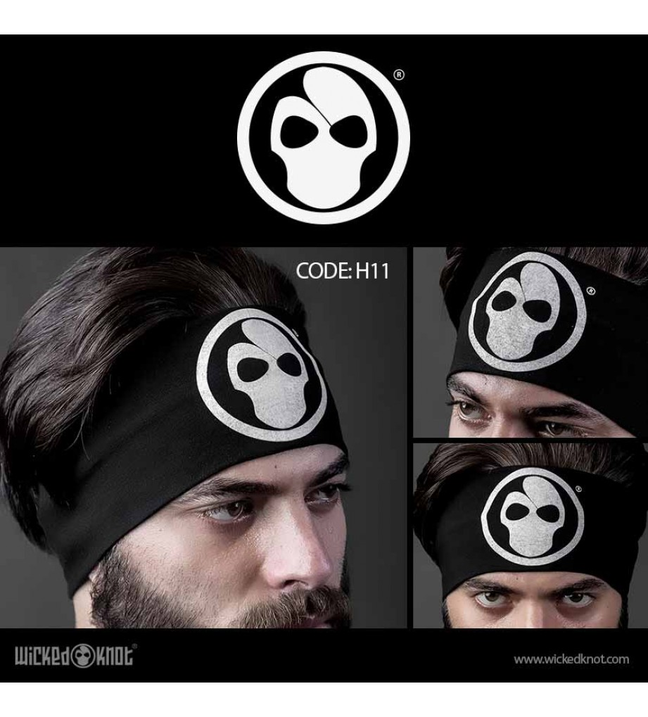WickedKnot Icon Head Band