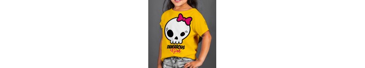 Girls Graphic T-Shirts