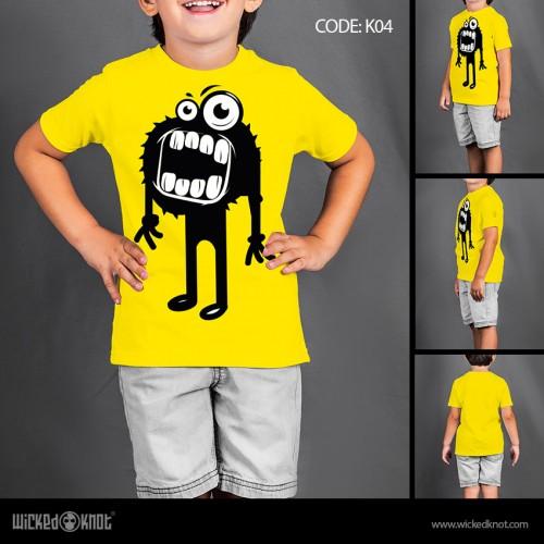 Angry Yellow - KIDS