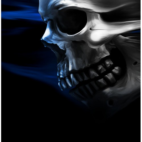 Moon Skull