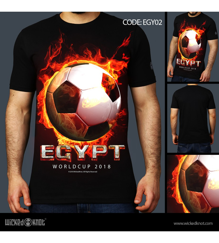 Fire Ball Egypt World Cup 2018