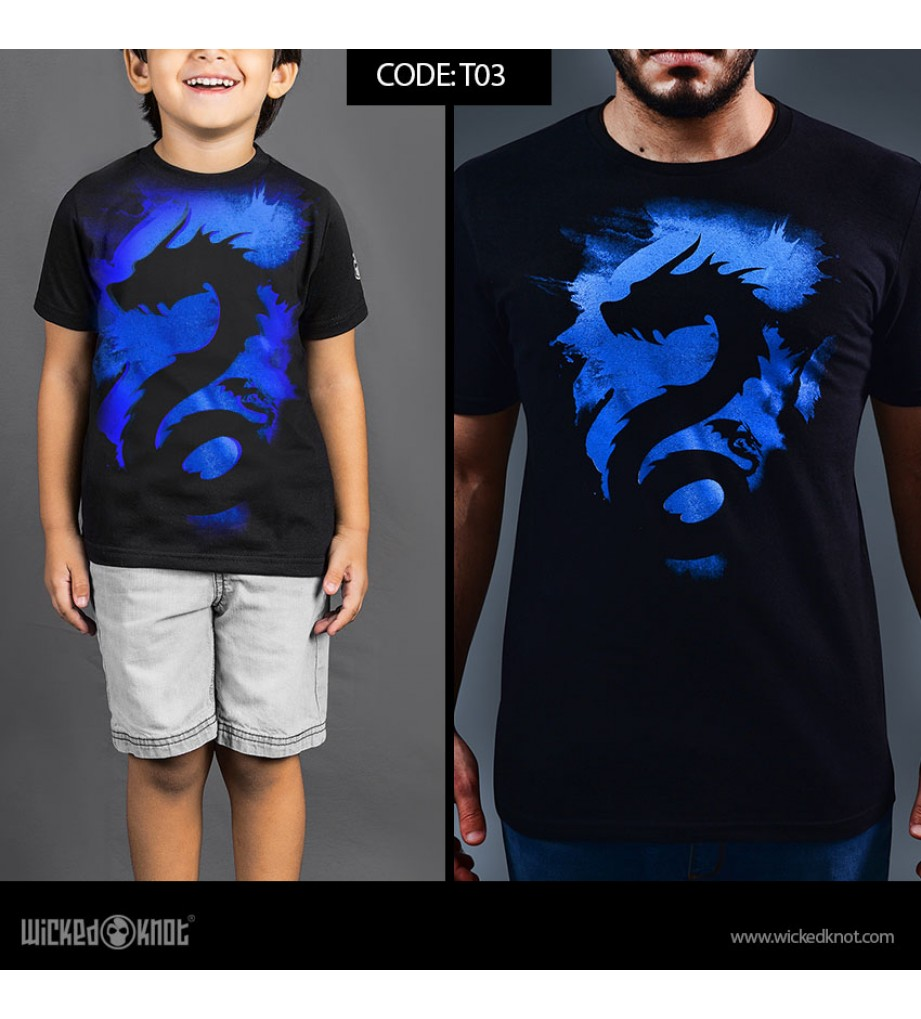 Blue Dragon - Father and Son Bundle