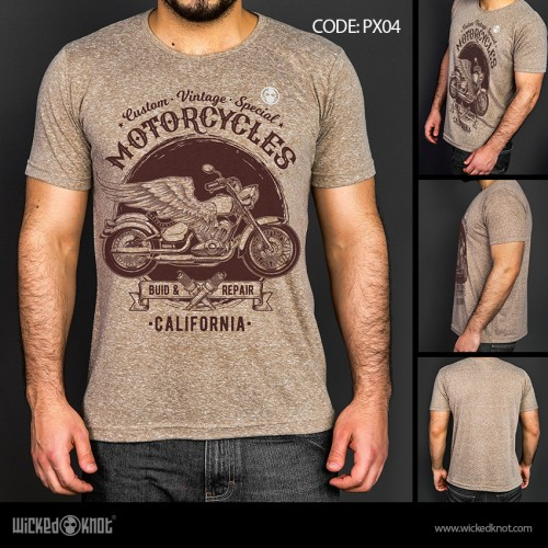 Proton -California Bike - Tanned Brown