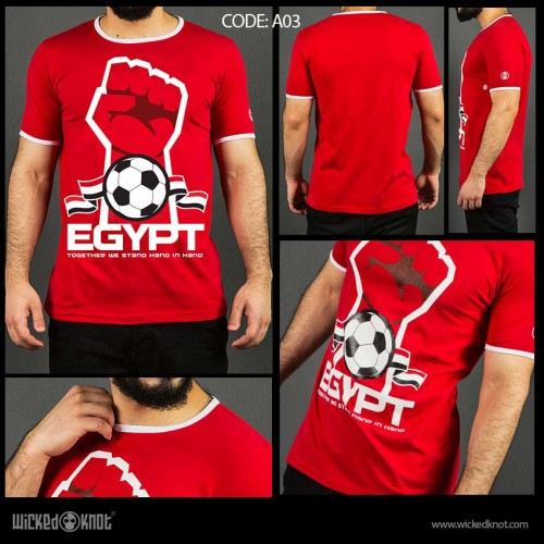 Egyptian Team - Together We Stand